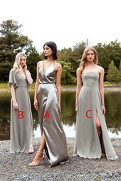40 Jenny Yoo Fall Bridesmaid Dresses for 2020 Fall Bridesmaid Dresses, Blue Bridesmaids, Wedding Dresses, Bridesmaid Hair, The Dress, Outfit, Wedding Ideas, Post Wedding, Wedding Things