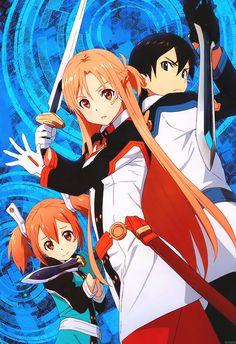 Sword Art Online Ordinal Scale, o filme que mais estou aguardando até agora!!!♡