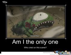 Hughes' death didn't make me cry but Envy's did. = '(  Oh the feels!!   Fullmetal Alchemist Brotherhood