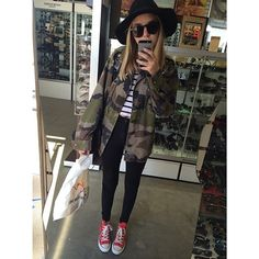 Maddi Bragg. My style Icon Subscribe to her YouTube channel you won't regret it I promise