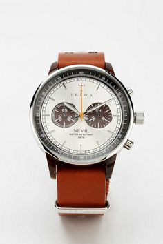 Triwa Havana Nevil Brown Watch Online Only