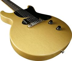 Gibson Les Paul Junior 2011 TV Yellow   Reverb