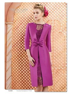 Purple Lace Mother of the Bride Dresses 3 4 Sleeve Party Prom Gowns Wholesale 50s Dresses, Cheap Dresses, Vintage Dresses, Fashion Dresses, Dresses For Work, Formal Dresses, Dresses 2016, Wedding Party Dresses, Bridal Dresses