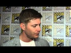 Video of Misha petting Jensen. (and yes, I ripped it already in case this one disappears too)