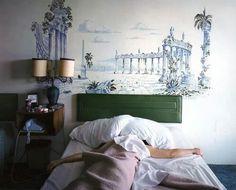 Sleeping in Rome