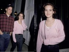 Jules De Luxe: 90's Style: Winona Ryder