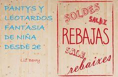 Lenceria Liz Berry: PROMOCION FANTASIA NIÑASSSS!!!!!.
