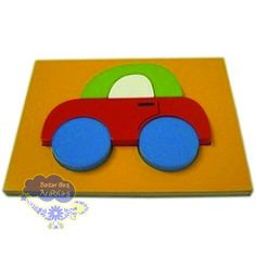 Quebra Cabeça Baby Carrinho, Quebra Cabeça de Pinos de Madeira, Quebra Cabeça Pipoquinha, Brinquedos Pipoquinha, brinquedos educativos, brinquedos