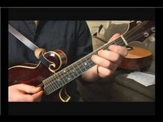 Mandolin : Minor Pentatonic Scale Tips - YouTube