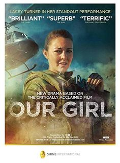 Our Girl Season 1, Steven Universe, The Walking Dead, Our Girl Bbc, Ver Series Online Gratis, Girl Posters, Movie Posters, The Daily Telegraph, Bbc Drama