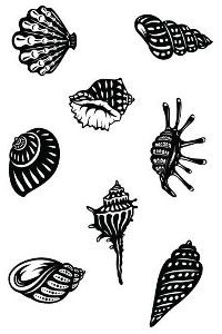 shell tatoos | Hawaiian Tattoo Designs for Men