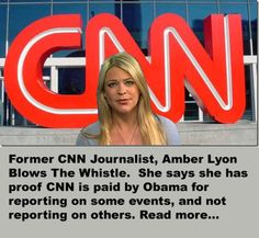 Unreal! Those of you who only watch CNN & other Mainstream news are being led by paid lies & cover-ups! AMERICA.... WAKE UP!!