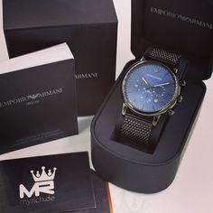 Emporio Armani AR1979   @MyRich.de #emporioarmani #armani #bestoftheday #watch #style #instagood #armaniwatch #fashion #ar1979 #fossil #photooftheday #chronograph #lifestyle #brand #luxus #juwelry #luxury #milanaise #mensfashion #men #business #special #leather #genuineleather #black #accessories