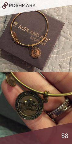 Saint Christopher Alex and Ani Cute Alex and Ani Alex & Ani Jewelry Bracelets