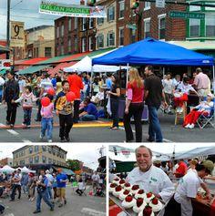 Guide to Philadelphia's 9th Street Italian Market Festival, May 18-19, 2013