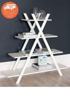 Furniture - Soho A-Frame Shelf - EziBuy Australia