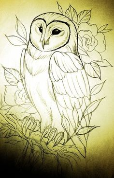 I can have more than one owl tattooed on me right?!? That doesn't make me toooo obsessed! :/