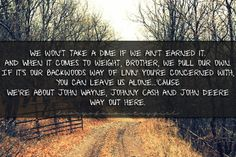 Josh Thompson ~ Way Out Here