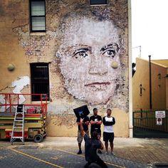 street art picture Street art of the week street art Steet Art Green Street art graffiti art street be free  Street Art of the week #23 visa...