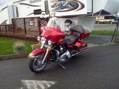 2012 Harley Davidson FLHTCFLHTCI Electra Glide Classic - Mount Vernon, WA #8189623534 Oncedriven