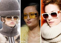 6dfd72d799 Fall  Winter 2017-2018 Sunglasses Trends  Hipster Square Sunglasses