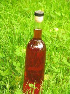 Liqueur de fraises