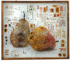 Michael Mapes' Incredible Photographs Of Dissected Human {and pears} Specimens (PHOTOS) Collage Design, Collage Art, Illustration Girl, Digital Illustration, Cubist Portraits, Dna Art, Grafic Art, Elements Of Art, Photo Manipulation