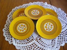 Vintage Stangl Plates Bread & Butter or by GotMilkGlassAndMore, $11.95