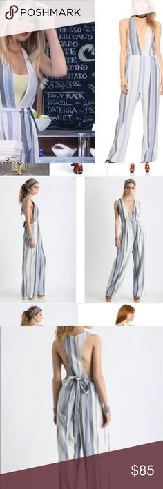 💕Free People My Kind of Woman Jumpsuit BNWT🤗 This is a super cute jumpsuit from Free People Brand New with Tags. My kind of woman. Free People Dresses