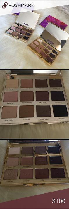 Tartellete and Tartellete in Bloom palettes 2 Brand new Tarte Palettes tartellete and tartellete in Bloom Both 100% Authentic No trades non swatch or used Price is firm due To 20% fee I dont do trades Sephora Makeup Eyeshadow