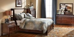 Bedroom Expressions: Renaissance Bedroom Group