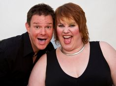 Amy Armstrong & Freddy Allen.   Hilarious Musical Cabaret!