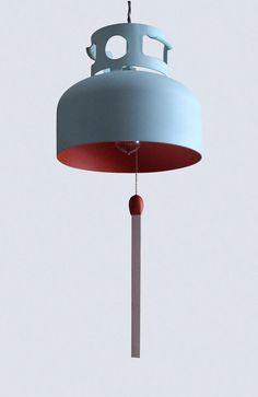 The Gas Lamp by Félix Guyon   La Firme Design