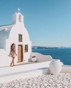 Oía Santorini, Greece with Lucy Tranos, vacation, travelpic and wanderer Adventure Awaits, Adventure Travel, The Places Youll Go, Places To Go, Santorini Island, Photos Voyages, Greece Travel, Greece Trip, Travel Photos