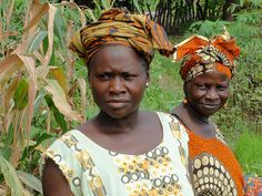 Women account for 75 percent of the agricultural producers in sub-Saharan Africa, but the majority of women farmers are living on only 1.25 per day, according to researchers from the Worldwatch Institute.