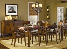 Welcome simple charm into your home with the Cross Country collection. Clean, defined lines, knob hardware, and tapered legs compliment the rich wood veneers. Featuring functional elements and attractive character, this collection will add warmth and inviting designs into your home.