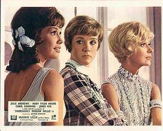 Thoroughly Modern Millie Lobby Card Julie Andrews Mary Tyler Moore Carol Channin