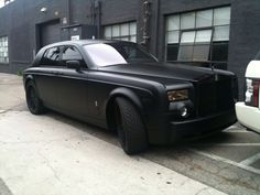 Matte Black Rolls
