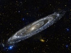 """dougiefromscotland: """" ufo-the-truth-is-out-there: """" The Milky Way """" I salute the person that made this gif """""""