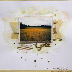 V-tyylillä - Fields of Gold