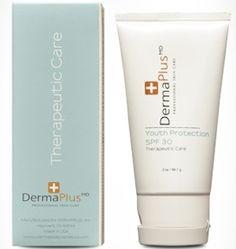 DermaPlus MD Youth Protection Spf 30 60 ml - (Tinted) Renkli Güneş Koruyucu Shampoo, Youth, Personal Care, Bottle, Beauty, Personal Hygiene, Flask, Young Adults, Jars