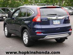 2015 Honda CR-V EX-L - Hopkins, MN 55343 | CarSoup.com