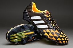 sneakers for cheap 668c9 897bf 2014 Adidas Nitrocharge 1.0 SG Football Boots with black and neon orange  Adidas Soccer Shoes,
