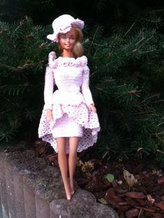 kleertjes voor Barbie