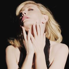Cate Blanchett New Armani 2016