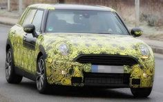 2017 Mini Countryman Redesign
