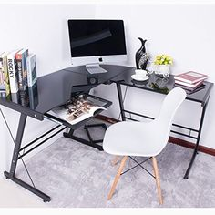 LIFE CARVER BTM Large Corner Computer Tempered Glass Desk PC Table Corner L-Shape Home Office Computer Desk with No description (Barcode EAN = 6517741570890). http://www.comparestoreprices.co.uk/december-2016-3/life-carver-btm-large-corner-computer-tempered-glass-desk-pc-table-corner-l-shape-home-office-computer-desk-with.asp