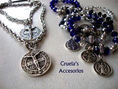 collar de San benito.By cruela's