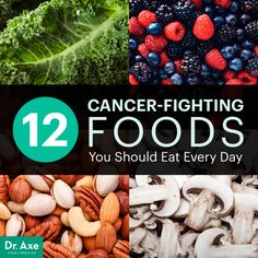 Cancer-fighting foods - Dr. Axe  http://www.draxe.com #health #holistic #natural