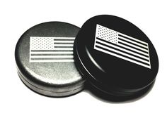 The Indestructible Utility Can - An Airtight CNC Machined Container - American Made - wide x Round (choose color) — Empire Tactical USA
